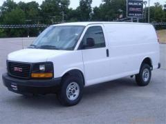 2013 GMC Savana Cargo Van 3500 Car