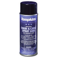 Chain & Cable Spray Lube