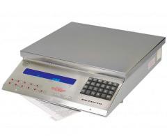 Bulk Mail Scale Detecto MSB-25