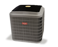 Evolution central air conditioner