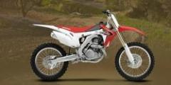 Honda CRF450R Motorcycle