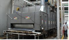 Single Pass Conveyor Dryer