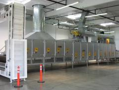 Post-Bake Equilibration Dryers and Conditioners
