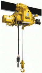 Yale AW Series Air Wire Rope Hoist
