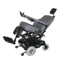 Shown on an M1™ Base Tilt Power WheelChair