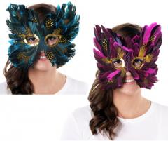 MAB1 Assorted Butterfly Masks