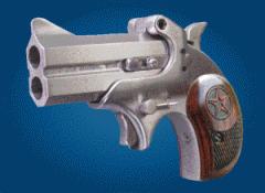 Cowboy Defender Gun