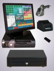 Touch Screen Dell POS System