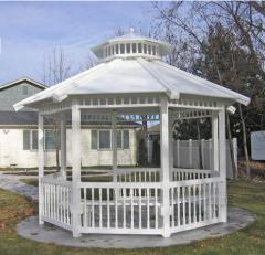 Idaho Gazebos - Custom Designed Gazebos
