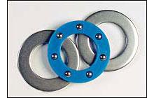Metric Thrust Bearings, Carbon Steel Bearings