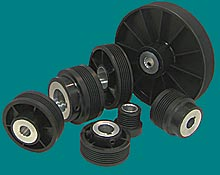 Multi-V Pulleys & Multi-Ribbed Pulleys