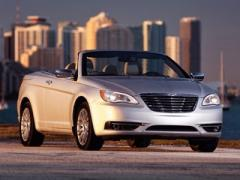 New 2013 Chrysler 200 Limited Convertible Car