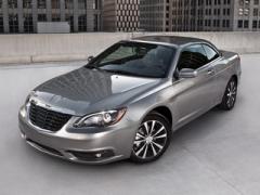 2013 Chrysler 200 S Convertible Car