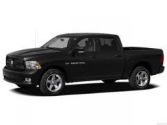 2012 Ram 1500 Big Horn Truck Crew Cab