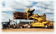 Wagner Lumberjack logstackers