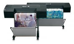 HP Designjet z2100 Series Photo Printer