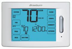 Touchscreen Model 6400 Thermostat