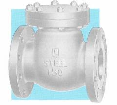 Class 150 Cast Steel Swing Check Valves