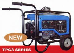 Power Generators Tsurumi TPG3-6000HDX