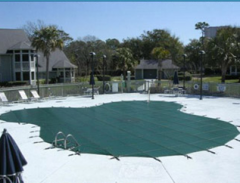 LOOP-LOC MESH Safety Swimming Pool Cover