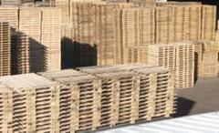 Wood Pallets & Skids