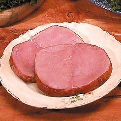Sugar Cured, Hickory Smoked Boneless Pork Chops