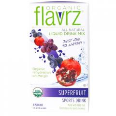 Flavrz Superfruit Sports Drink On the Go