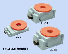 UNISORB® Lev-L-Ine® Machinery Mounts