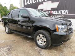 2008 Chevrolet Avalanche 1500 Truck Crew Cab