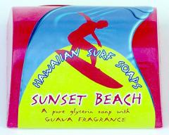 Surf Soap | Sunset Beach (Guava) | 5 oz