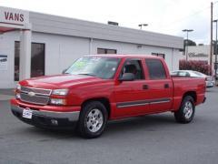 Truck  2006 Chevrolet Silverado 1500 Crew Cab