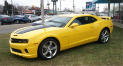 2012 Chevrolet Camaro Coupe 2SS Vehicle