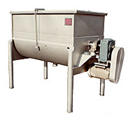 Batch Mixers for Food Processing