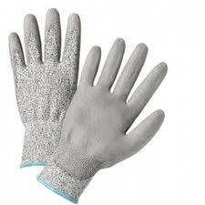 Flex-Armor™ Dyneema® Gray Polyurethane-Coated