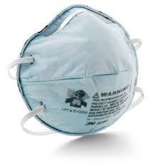 3M™ Particulate Respirator 8246, R95 with Nuisance