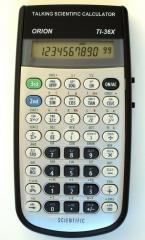 Orion TI-36X Talking Scientific Calculator