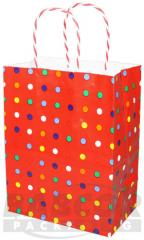 Chimps Paper Shopping Bags S90046