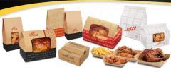 Hot Meal Packaging