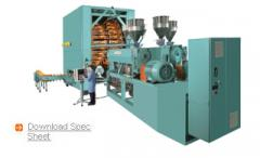 Series III Rotary Extrusion Blow Molding Machine