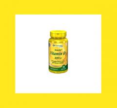 Vitamin D 400 IU, 250 Tablets