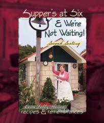 Mrs. Hanes 2nd Cookbook