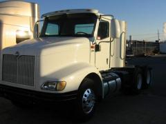 2002 International 9100 International 6x4 Truck
