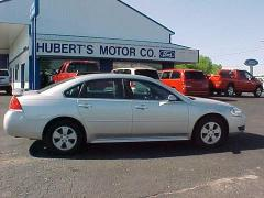 Car 2010 Chevrolet Impala LT 4 Door Sedan