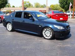 Car 2010 BMW 535i Sedan