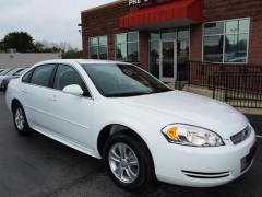 Car 2012 Chevrolet Impala LS Sedan