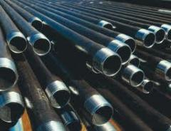 Сarbon and stainless tubular steel products