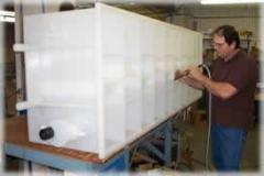 Plastic Fabrication & Finishing