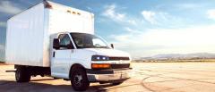 Chevrolet Express Cutaway Van