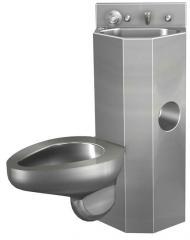 """15"""" Lav-Toilet Comby"""