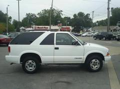 Chevrolet Blazer 4x4 2 Door